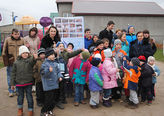 благотворительность Херсон фонд Устина Мальцева помощь поддержка добро  спасение милосердие праздник благотворительный фонд