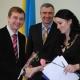 Фонд Устина Мальцева вручил призы победителям конкурса «Город и наука»
